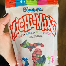Michi-Gummies Michi-Minis 8oz Resealable Pouch