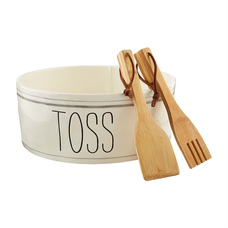 Mud Pie Mud Pie Bistro Toss Salad Set