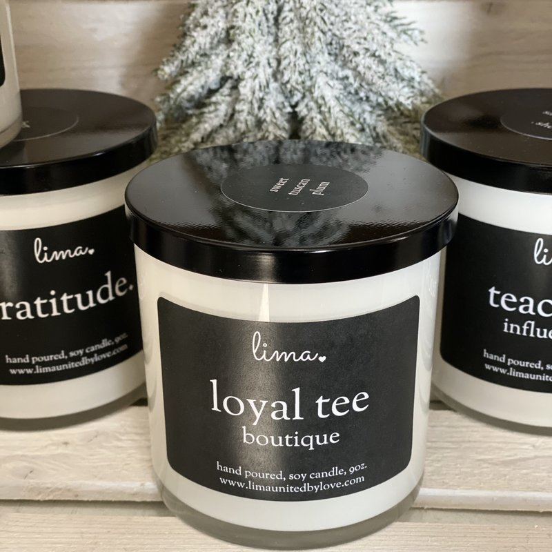 Lima LIMA 9oz Signature Candles (5 Scents)
