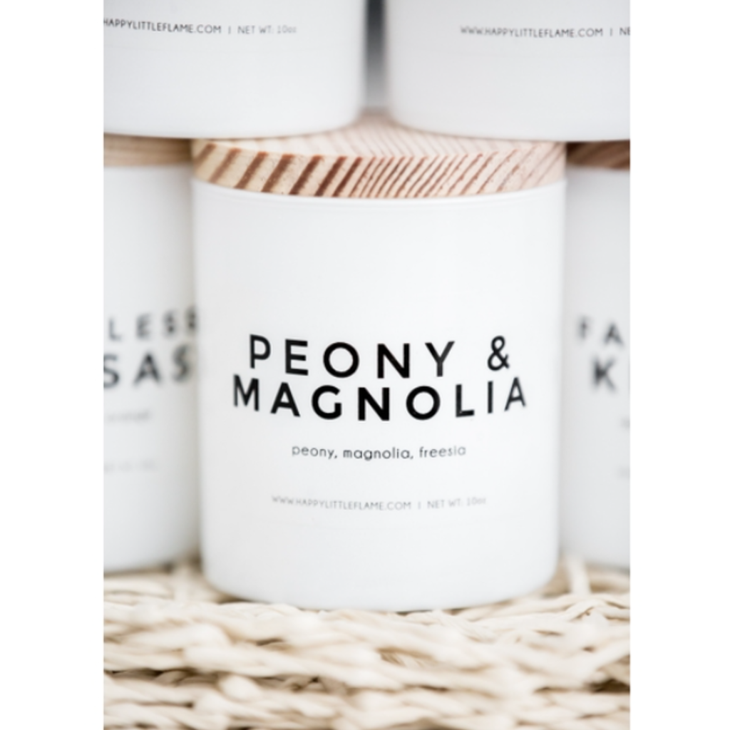 Happy Little Flame Happy Little Flame Minimalist Candle Collection