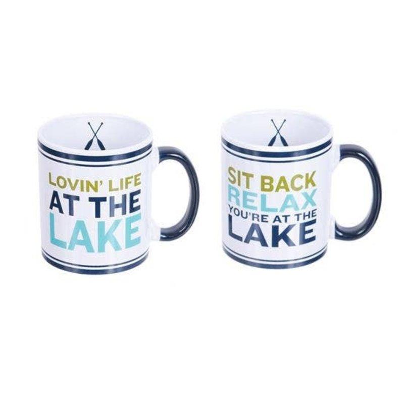 DEI XL Lake Mugs