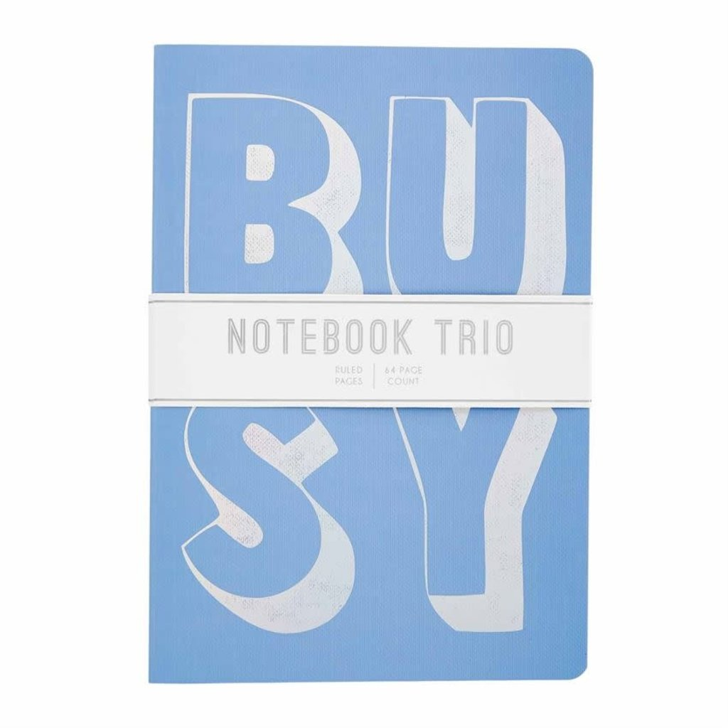Mud Pie Mud Pie Notebook Trio Sets