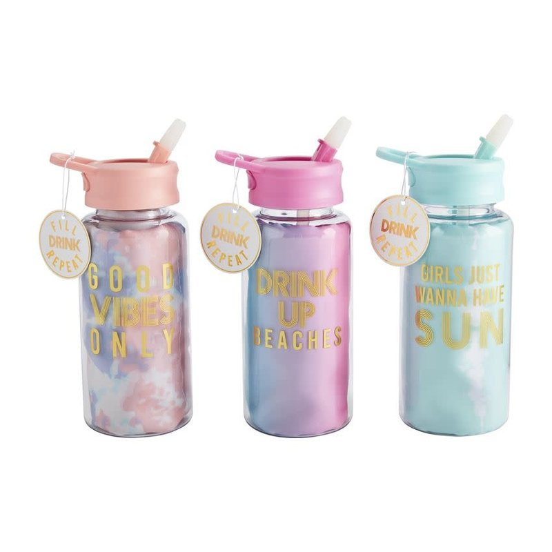 Mud Pie Mud Pie Backpack Bottle Set