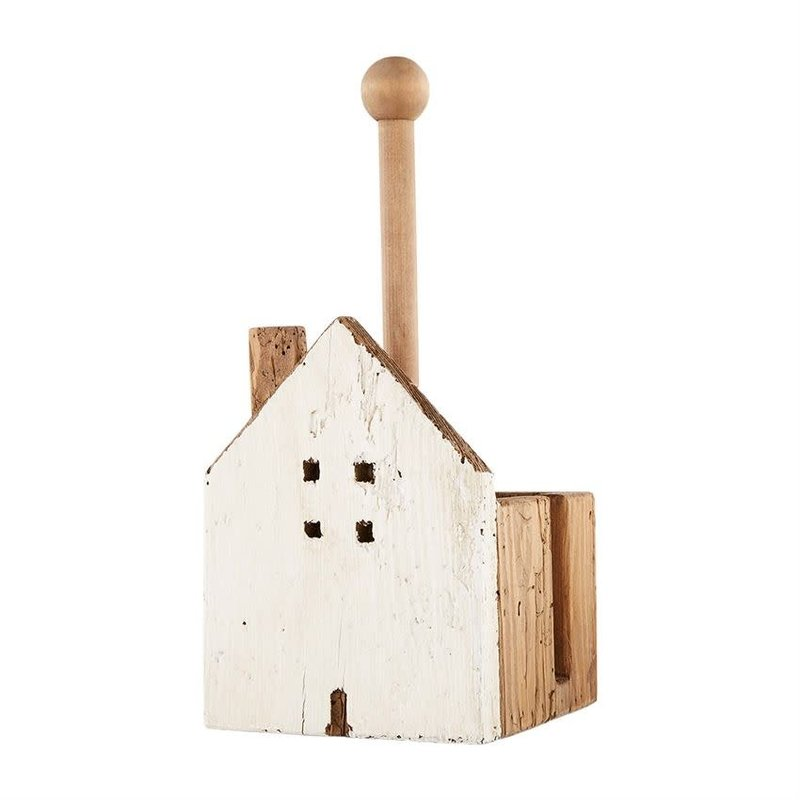 Mud Pie Mud Pie White House Paper Towel Holder