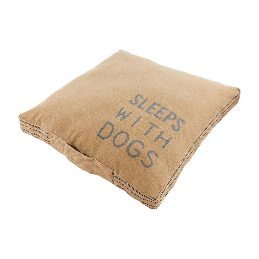 Mud Pie Mud Pie Large Gusset Dog Bed