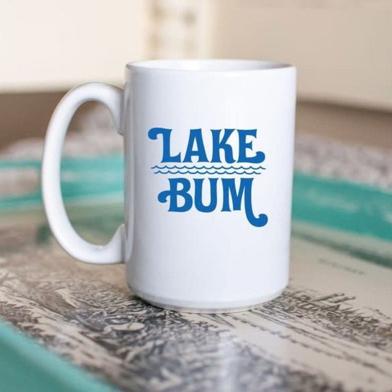 Ocean & 7th Lake Bum 11oz Mug
