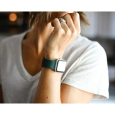 Julia Rose Apple Watch Silicone Band 38/40 (3 Options)
