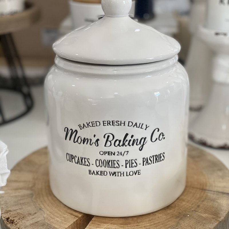 Audrey's Mom's Baking Co. Cookie Jar