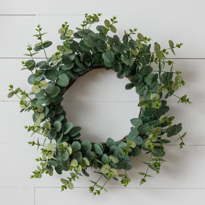 Audrey's Eucalyptus Twig Wreath