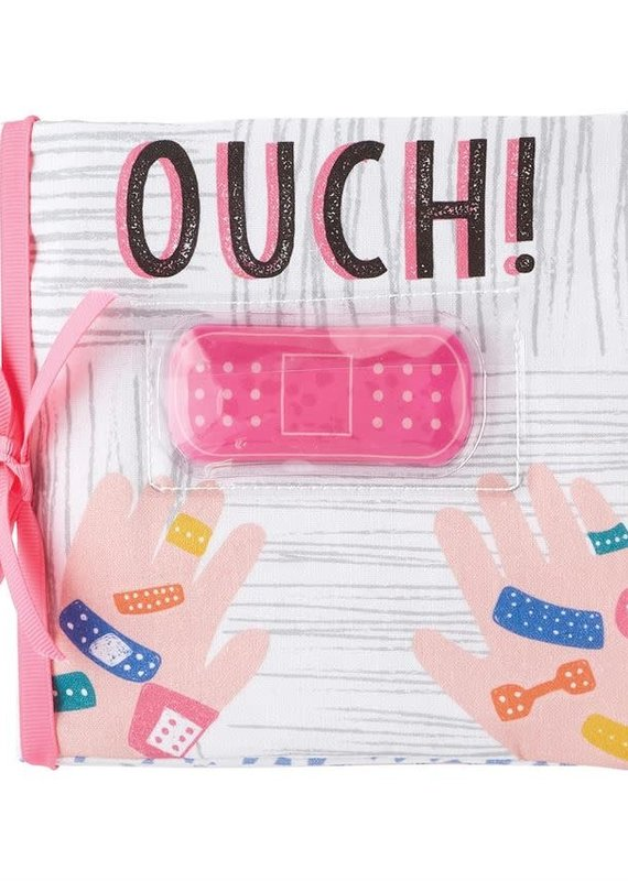 Mud Pie Mud Pie Ouch Girl Book