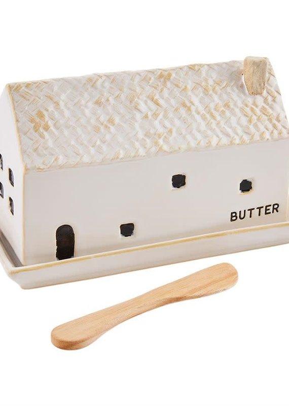 Mud Pie Mud Pie Home Butter Dish