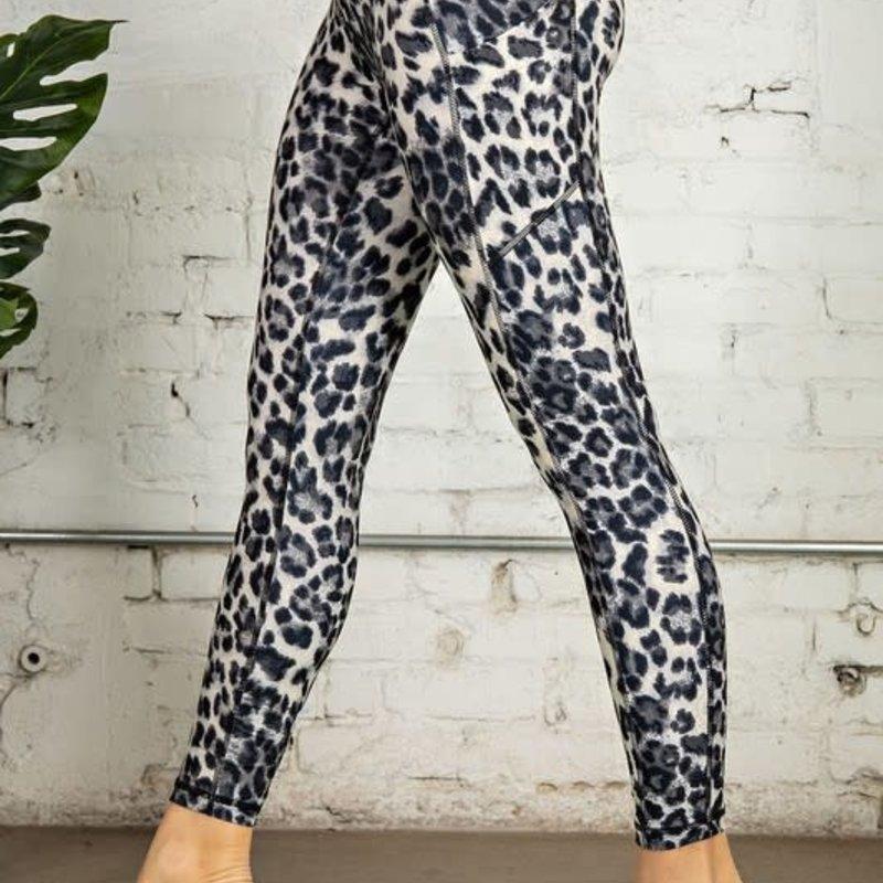 Rae Mode Black Leopard Pocket Leggings (S-3XL)