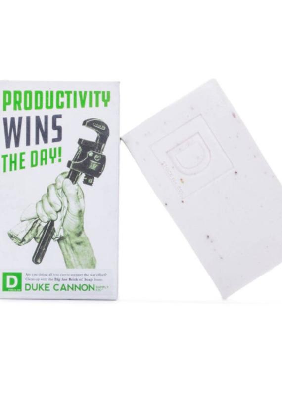 Duke Cannon Duke Cannon Big Ass Brick of Soap - Productivity