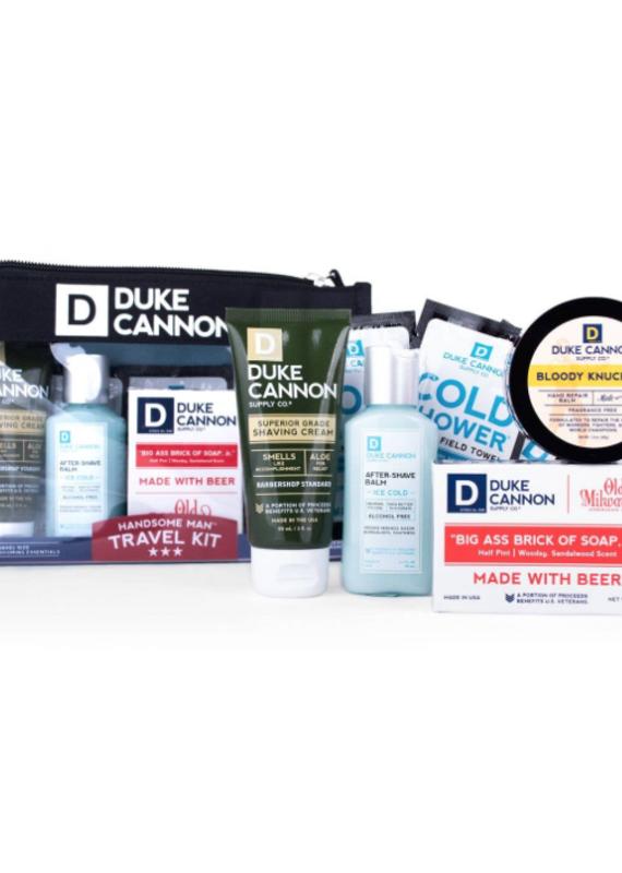 Duke Cannon Duke Cannon Man Travel Kit