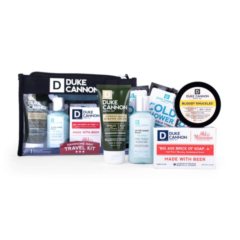 Duke Cannon Duke Cannon Man Travel Kit