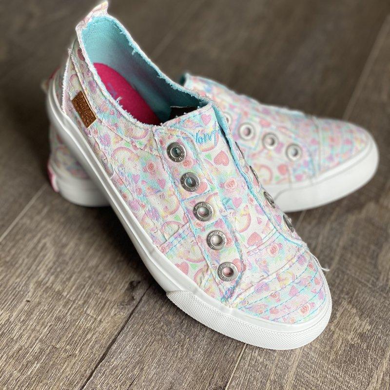 Blowfish Kids Pink UniCloud Blowfish Shoes (13-5)