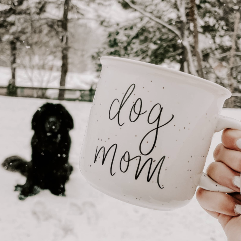Sweet Water Decor Dog Mom Mug