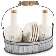 Mud Pie Mud Pie Oil & Vinegar Appetizer Set