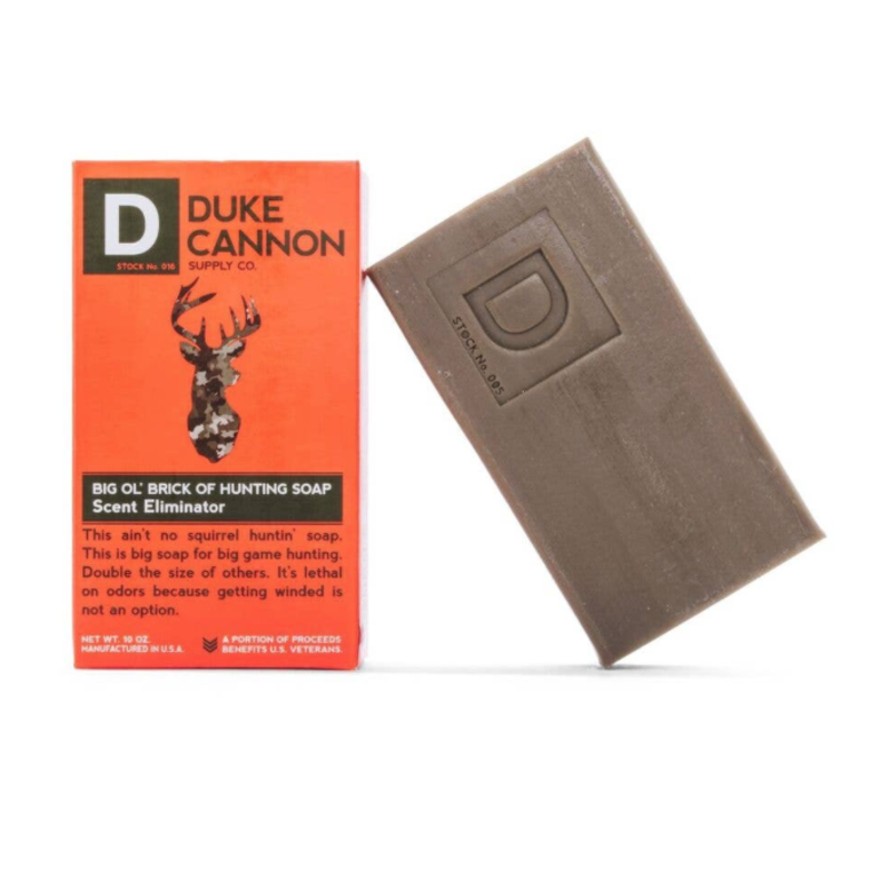 Duke Cannon Duke Cannon Big 'Ol Brick of Hunting Soap