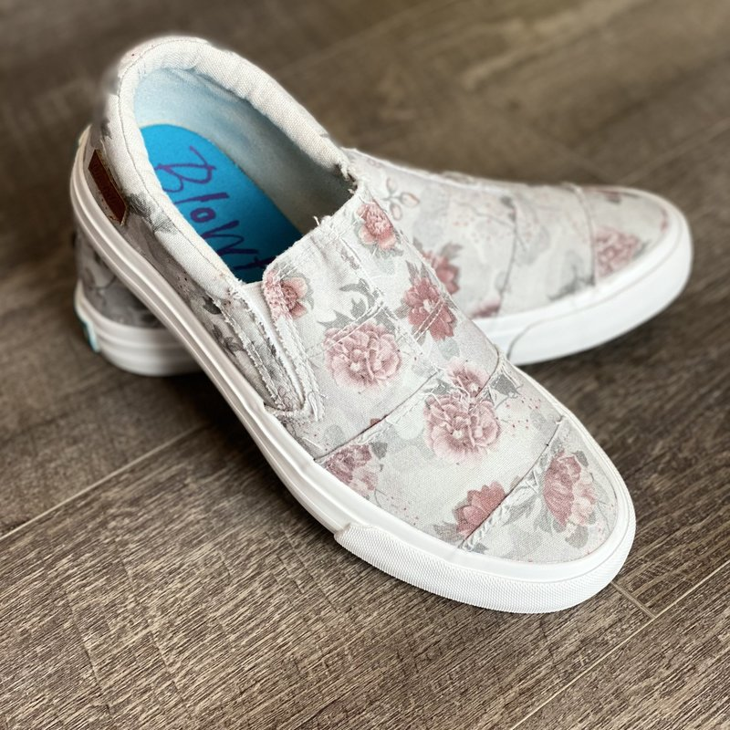 Blowfish Blowfish Gray Garden Maddox Shoes (7.5 Only)
