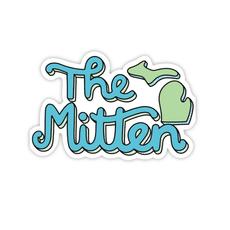 Michigan Bests The Mitten Decal