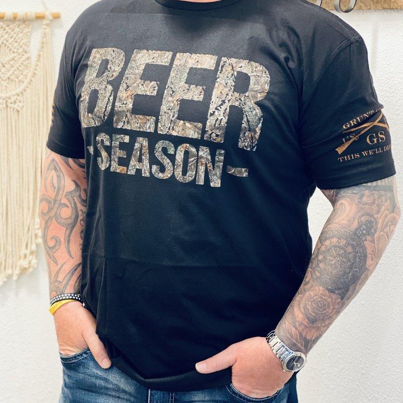 Grunt Style Grunt Style Beer Season Tee (M-3XL)