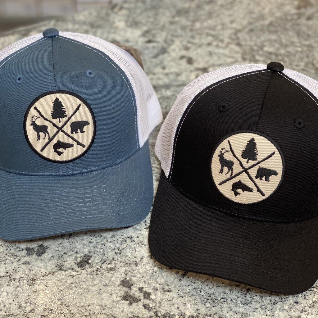 Hana Men's Outdoors Snapback Hat