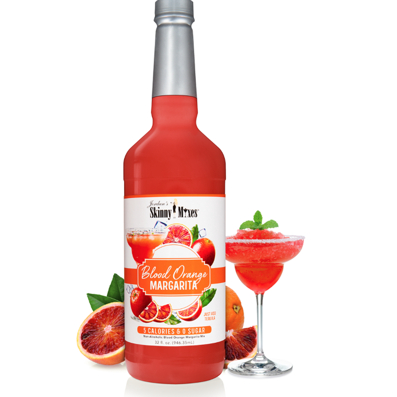 Skinny Mixes Skinny Blood Orange Margarita Mix