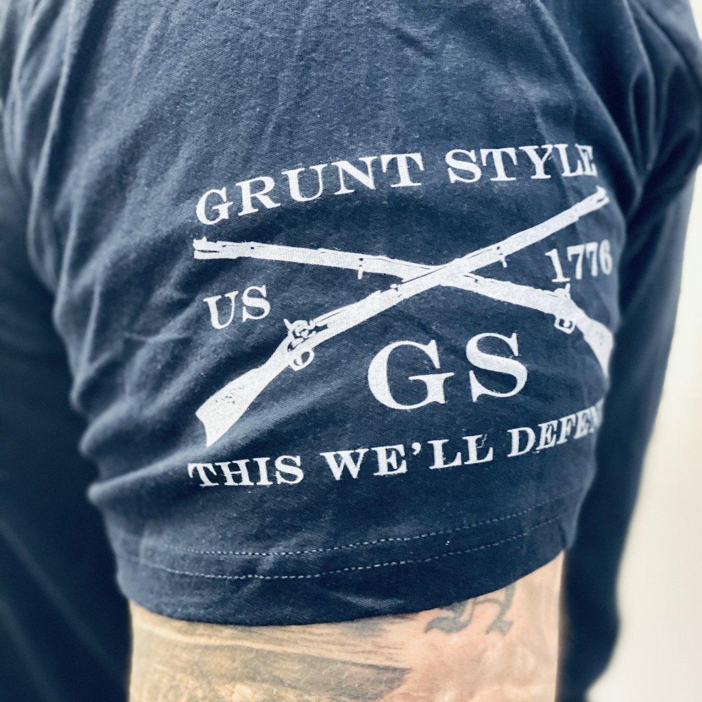 Grunt Style Grunt Style Slightly Above Average Tee (M-3XL)