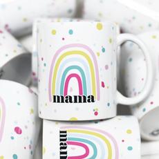 Mugsby Rainbow Mama Mug