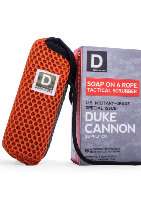 Duke Cannon Duke Cannon Tactical Soap Scrub Pouch