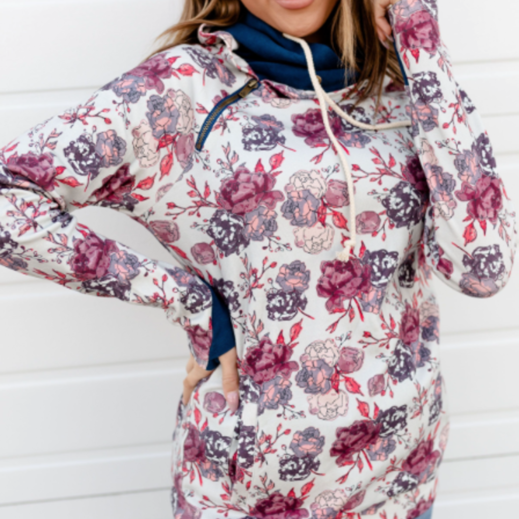 AMPERSAND AVE Finer Things Ampersand Ave Doublehood (S-3XL)