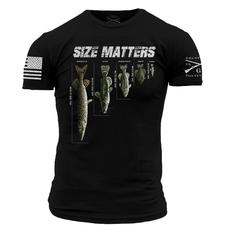 Grunt Style Grunt Style Fish Size Matters Tee (S-4XL)