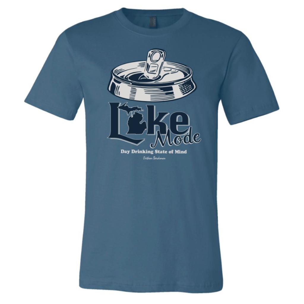 Outdoor Beerdsman Lake Mode Tee (S-3XL)