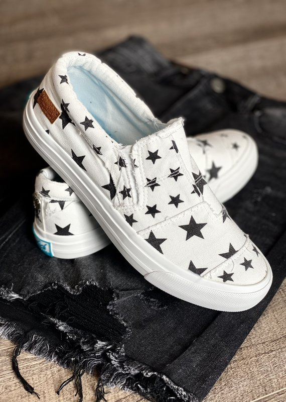 Blowfish Blowfish Off White Galaxy Maddox Shoes (7-8.5 Only)