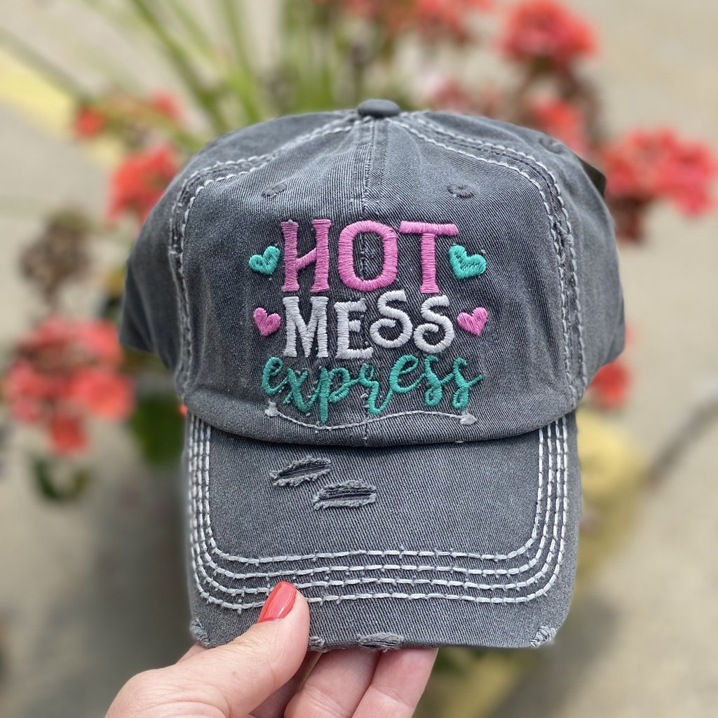 Hana Hot Mess Express Hat (2 Colors)