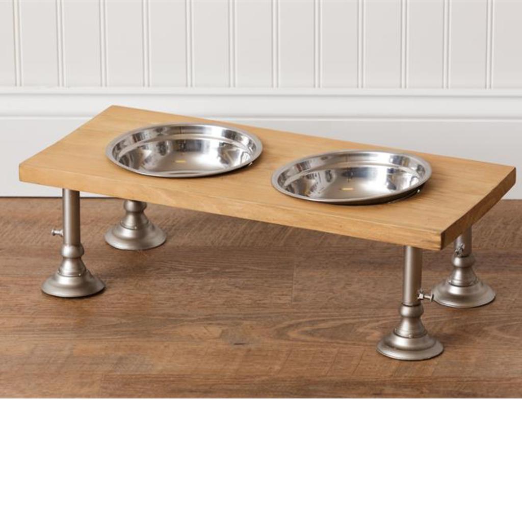 Audrey's Food & Water Bowl (Small/Medium Pets)