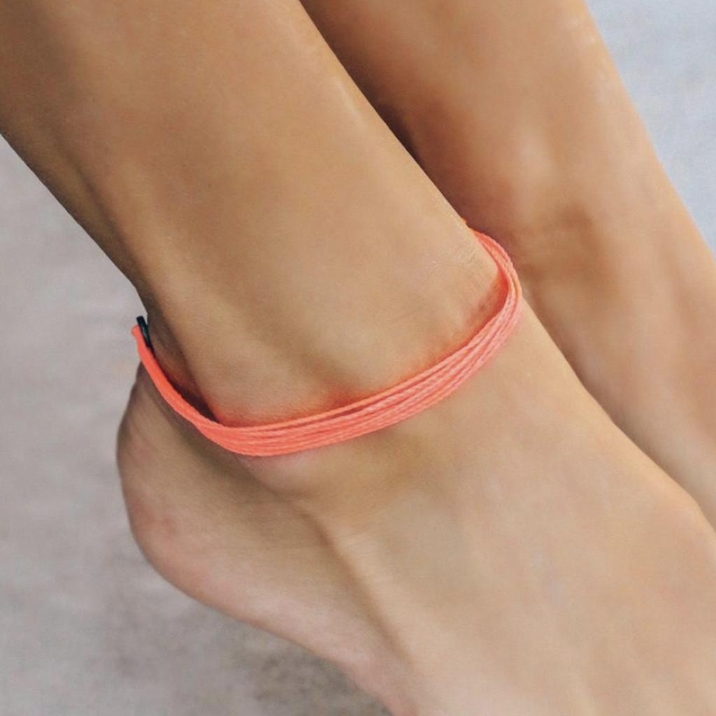 Puravida Pura Vida Strawberry Anklet Anklet