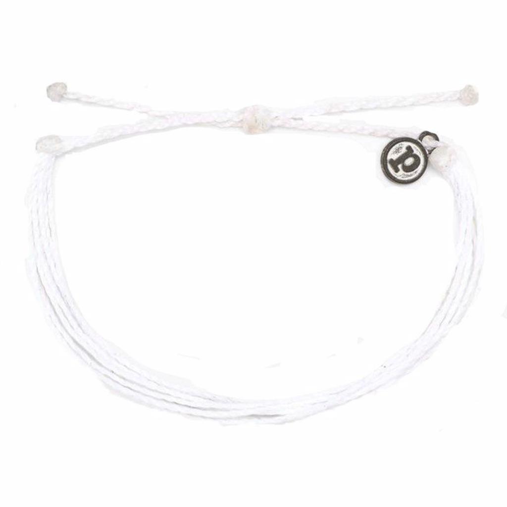 Puravida Pura Vida White Bracelet