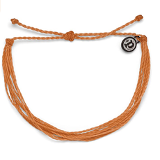 Puravida Pura Vida Orange Bracelet