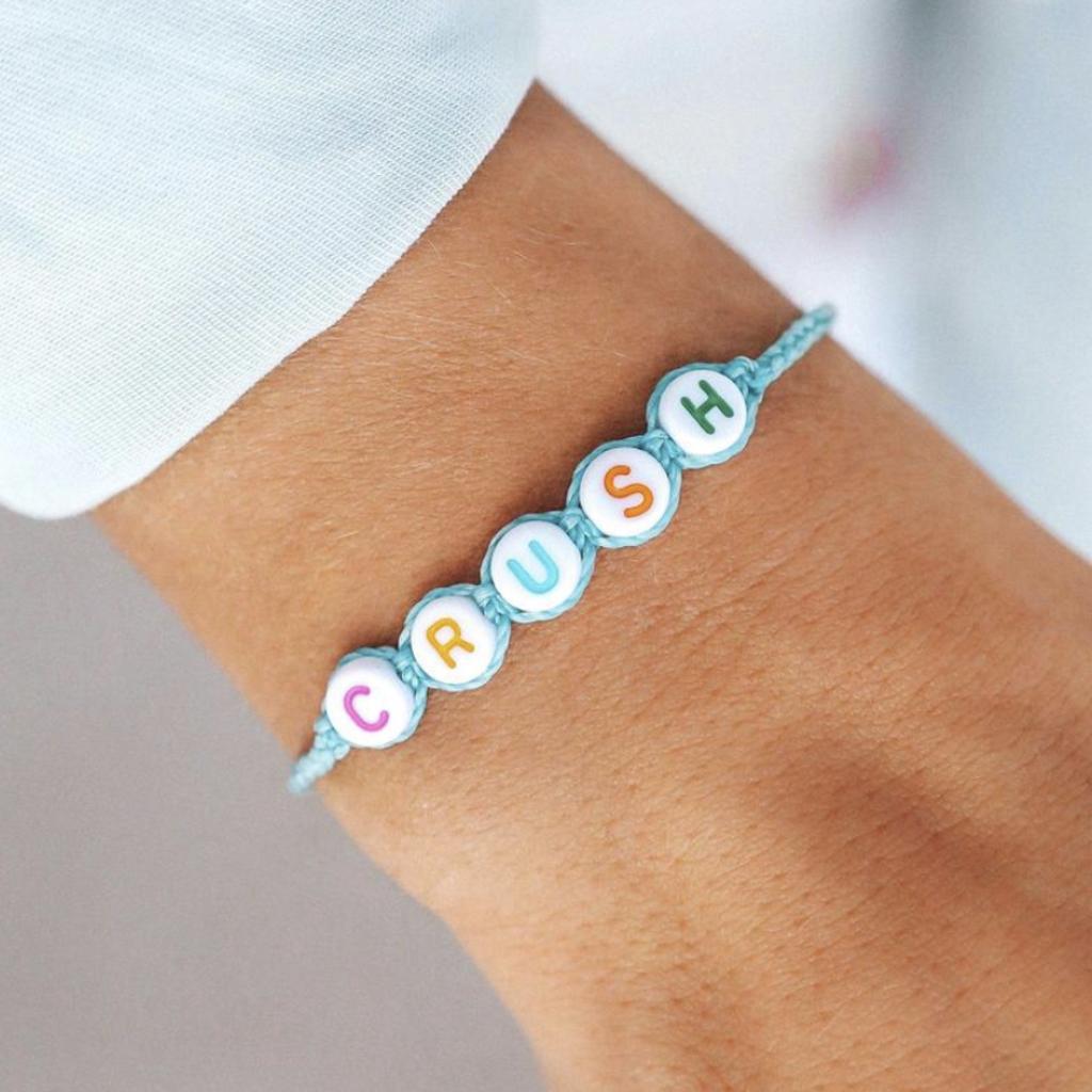 Puravida Pura Vida Blue Crush Beaded Bracelet