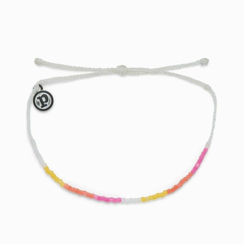 Puravida Pura Vida Warm Beaded Bracelet