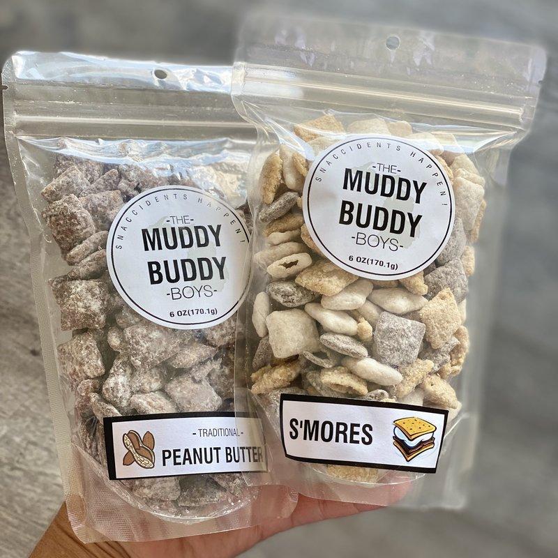 Muddy Buddy Boys Muddy Buddy Boys Snacks