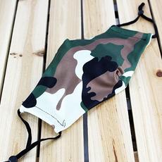 Clothing of America Adult/Big Kid Camo Adjustable Mask
