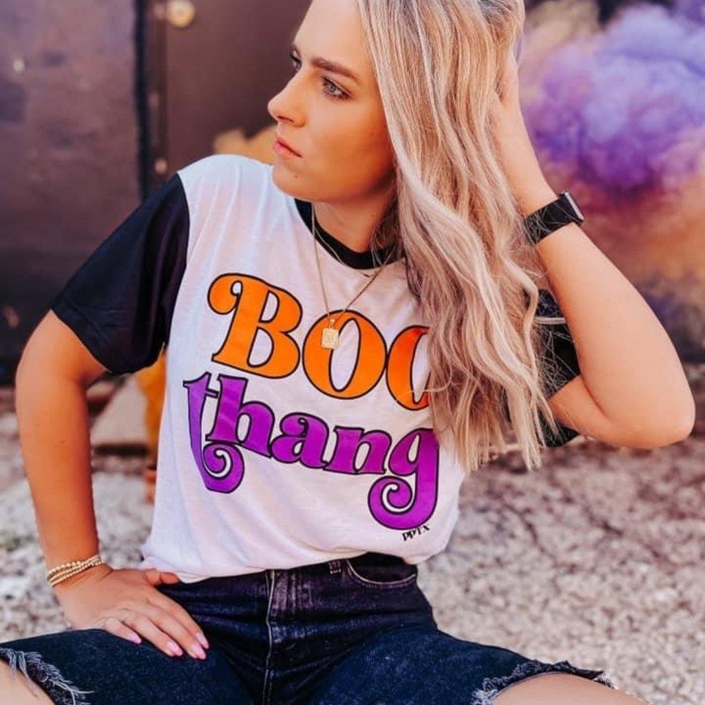 LTB Boo Thang Halloween Tee (S-2XL)