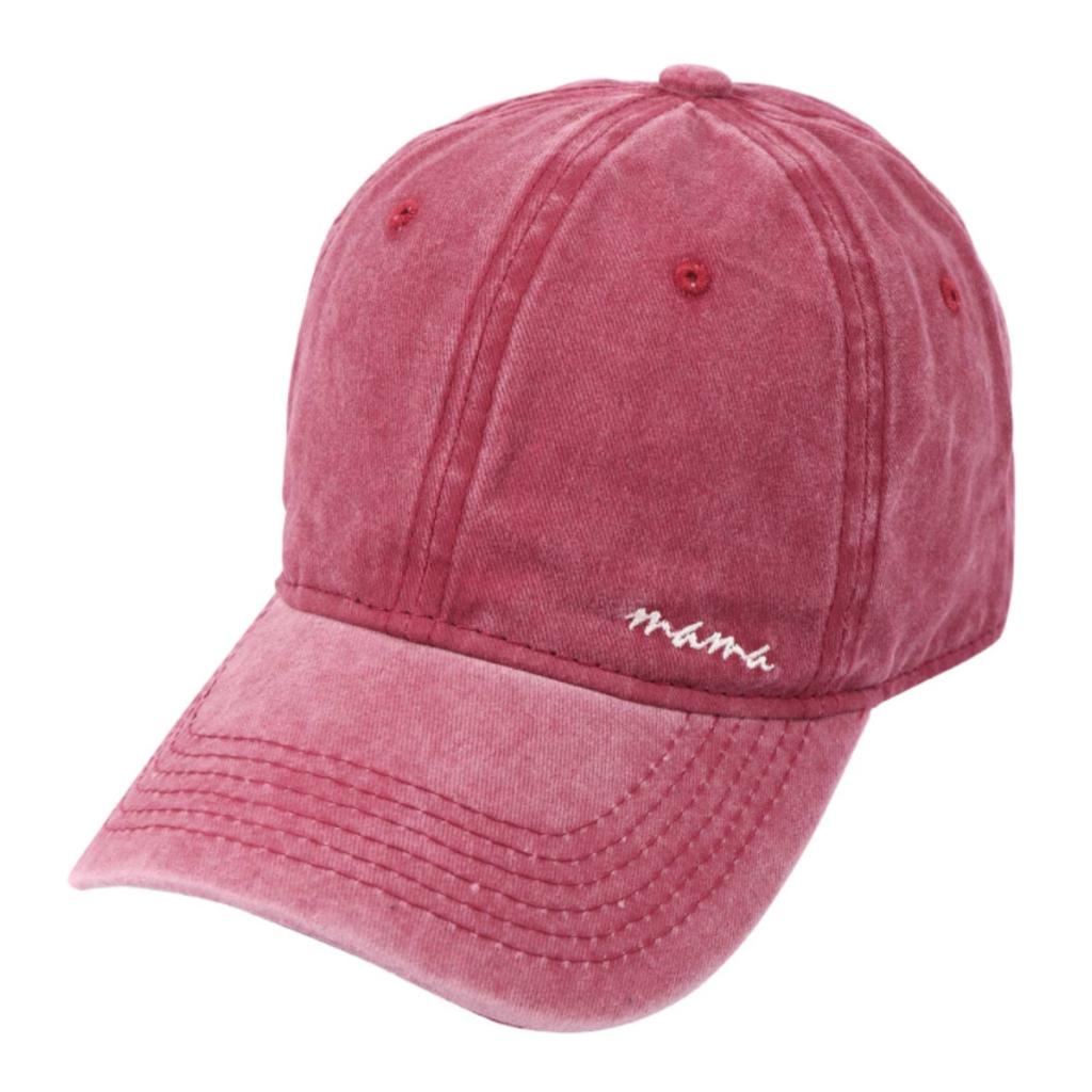 MYS Wholesale Burgundy Mama Hat