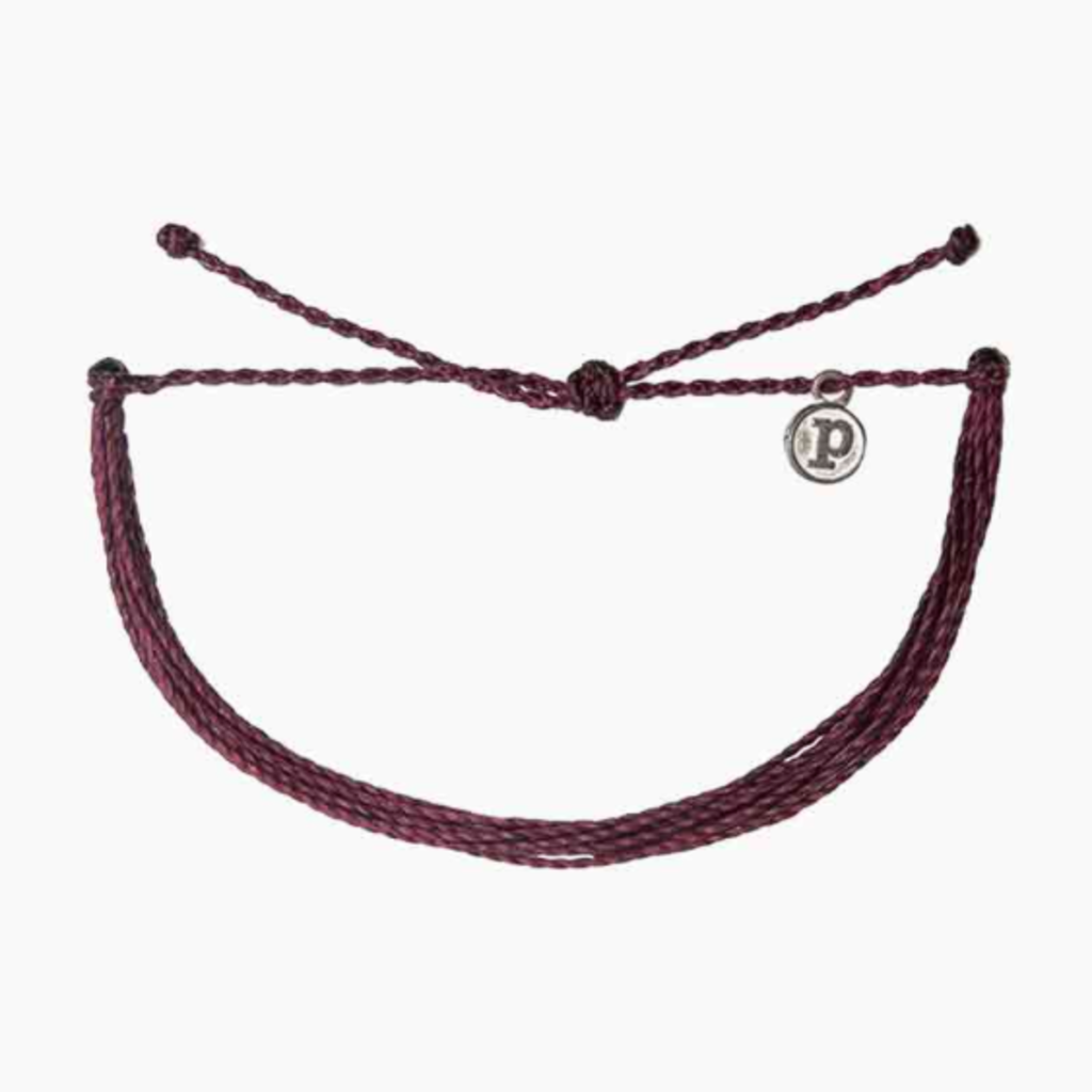 Puravida Burgundy Pura Vida Bracelet
