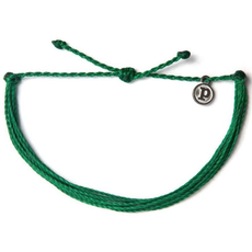 Puravida Dark Green Pura Vida Bracelet