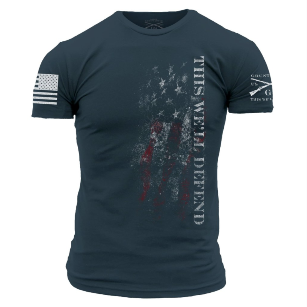 Grunt Style Grunt Style This We'll Defend 2.0 Tee (M-4XL)
