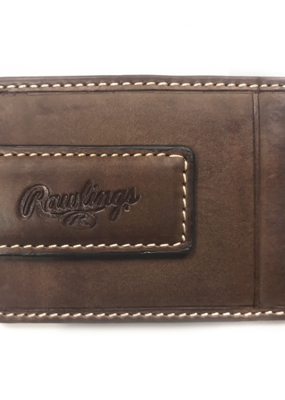Rawlings Rawlings Leather Wallet Clip